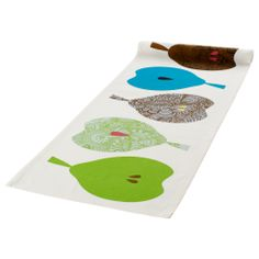 Liking this - not sure if it will go with the peach walls though....     JONELLA Table-runner - IKEA