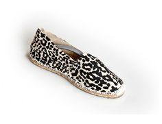Espadrillos OAS Leopard