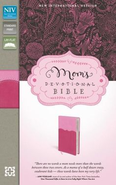 NIV Mom's Devotional Bible - Bibles