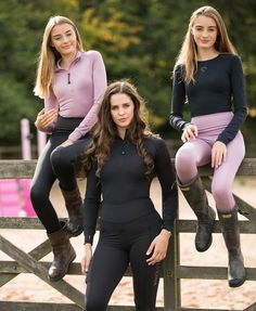 Black Heart Equestrian horse riding and leisure wear Preteen Girls Fashion, Teen Girl Outfits, Equestrian Girls, Equestrian Outfits, Actrices Sexy, Mini Club Dresses, Black Heart, Summer Dresses For Women, Leggings Fashion
