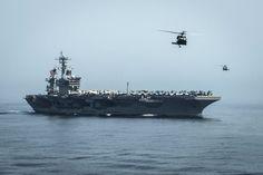 Iran convoy turns away from Yemen, U.S. ship returns to Gulf - http://www.baindaily.com/iran-convoy-turns-away-from-yemen-u-s-ship-returns-to-gulf/