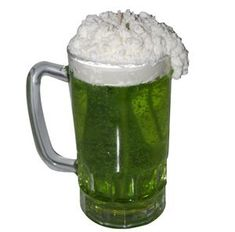 Green Beer Candle Recipe