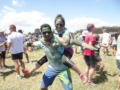 #colourrun #2013 #run #dance #music #colours