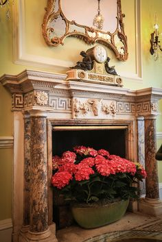Blairsden-52 | by paulybops Fireplace Mantels, Fireplaces, Photos, Accessories, Home Decor, Fireplace Set, Fire Places, Pictures, Decoration Home