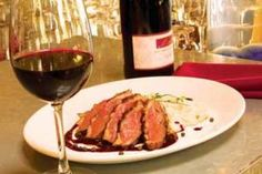 Pan Roasted Duck Breast with Pecan Sauce | Louisiana Kitchen & Culture
