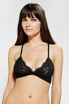 2fab727d72 Out From Under Triangle Racerback Bra  urbanoutfitters Obsessive Lingerie
