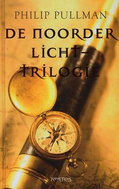 3.De Noorderlicht-trilogie (His Dark Materials)- Philip Pullman