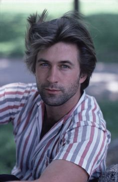 And these 4 pics: | A Tribute To Young Alec Baldwin: A Hottie That Cannot Be Forgotten