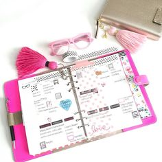 Planner pages for next using my A5 inserts from @limelifeplanners  by hautepinkfluff