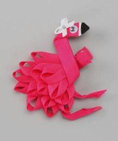 Lazo de flamingo