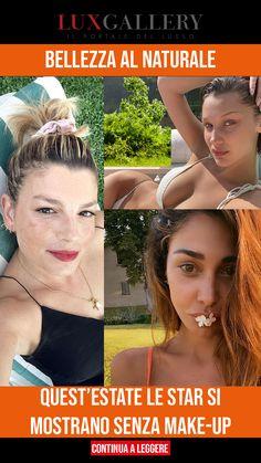 nche le più importanti celebrità italiane e internazionali, dopo anni di filtri Instagram, si schierano dalla parte di una naturalezza ritrovata... Make Up, Beauty, Instagram, Beauty Makeup, Beauty Illustration, Makeup, Maquiagem