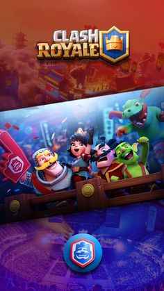 Princesa Clash Royale, Game Ui, Clash Of Clans, Esports, Cinema 4d, Dragon Ball, Video Game, Banner, Illustration