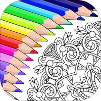 Colouring Book Colorfy: Coloring for Adults by Fun Games For Free