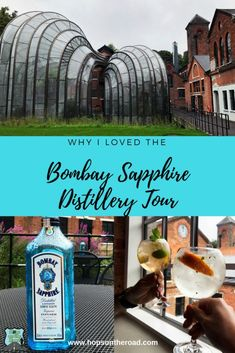A visit to Bombay Sapphire Distillery was one of the best tours I've taken in a long time. I loved my visit here, and I recommend visiting to anyone who goes to Southwest England.