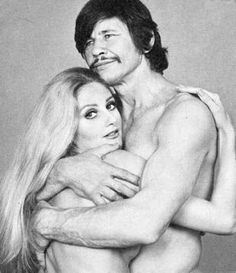 Jill Ireland & Charles Bronson