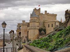Palacio y Castillo de Olite  Navarra