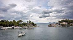 Día gris en Isquia bello igual está el mar    #isquia #ischia #italia #italy #mar #sea #mediterraneo #mediterranean