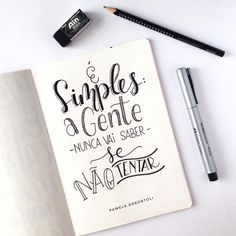 Quotes Calligraphy Handwriting Typography Ideas For 2019 New Quotes, Music Quotes, Happy Quotes, Wisdom Quotes, Inspirational Quotes, Lettering Tutorial, Brush Lettering, Good Vibes Only, Love And Marriage
