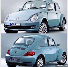 New vocho Soner Kodaman Auto Volkswagen, Volkswagon Van, Volkswagen New Beetle, Volkswagen Models, Beetle Bug, Vw Modelle, Vw Classic, Vw Group, Vw Vintage