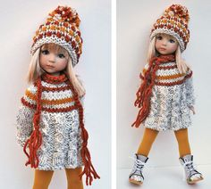 fall doll outfilt