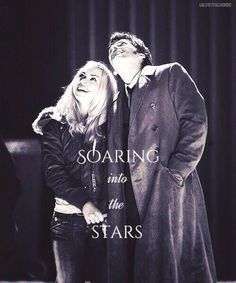 Rose Tyler + Doctor Who: Why don't you fly away with me… #doctorwho