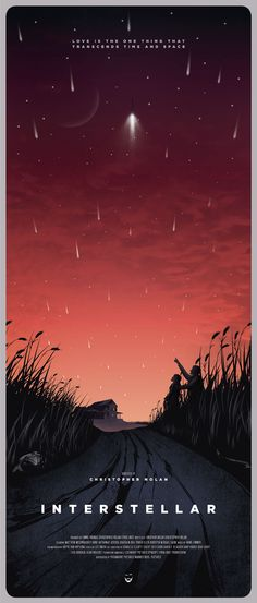 https://www.behance.net/gallery/26201979/Interstellar-Poster
