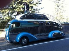 Deco Liner Motorhome. Need I say any more?