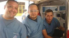 Estos 3 paramédicos lucharon hasta el último aliento de Kluiverth Roa por salvar su vida en pleno pavimento. #UCAT