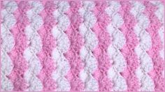 [Video Tutorial] When You See How Easy Is To Make This Shell Stitch Baby Blanket, You'll Be Amazed