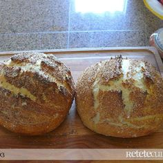 Food And Drink, Bread, Home, Healthy Food, Salads, Brot, Baking, Breads, Buns