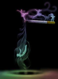 smoke art photography | 40 Amazing Examples of Smoke Art and Photo Manipulation ~ AMAZING-ARTS