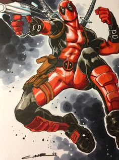 Deadpool - Yildiray Cinar