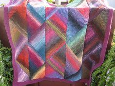 Multidirectional blanket