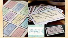 Free Scripture Memory Cards {Printable}