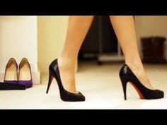 Astuces et conseils chaussures : comment marcher en talons hauts ?