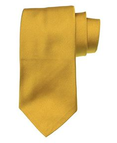 Polo Ralph Lauren Men's Solid Gold / Mustard Yellow Silk Tie Necktie  http://www.yourneckties.com/polo-ralph-lauren-mens-solid-gold-mustard-yellow-silk-tie-necktie-2/