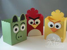 Mae's Cachet  Angry Birds