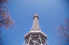 La tour Petrin Tower, Building, Travel, Visit Prague, Rook, Viajes, Computer Case, Buildings, Destinations