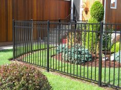 backyard fence ideas - Google Search