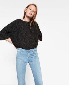 Image 4 of EMBRACE UP JEANS from Zara