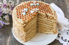 8-Layer Honey Cake (Medovik)
