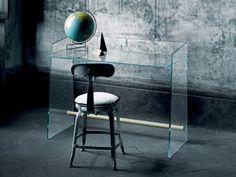 Glas Italia Pirandello Writing Desk