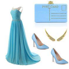 http://www.dressywomen.com/elegant-a-line-scoop-long-chiffon-blue-evening-prom-dress-with-beading.html Lovely Dress
