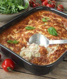 Kesogratäng med skinka – Lindas Bakskola Keto Recipes, Healthy Recipes, Recipe For Mom, Lchf, Food Hacks, Food Inspiration, Kids Meals, Good Food, Food And Drink