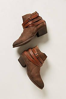 Hilary Booties - anthropologie.com