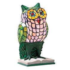 Found it at Wayfair.co.uk - Owl 35cm Table Lamp