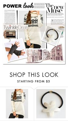 """""""the new muse"""" by angel-a-m ❤ liked on Polyvore featuring twinkledeals"""