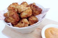Zelfgemaakte kibbeling - Chickslovefood