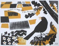 Carry Ackroyd 'Blackbird'