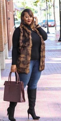 Nice Women Plus Size Winter Casual Outfit Inspo size winter outfits blazer Winter Fashion Casual, Casual Winter Outfits, Fashion Spring, Plus Size Winter Outfits, Plus Size Outfits, Fashion Pants, Girl Fashion, Womens Fashion, Fashion Edgy
